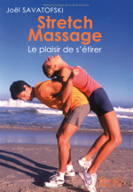 Livre Stretch massage de Joël Savatofski