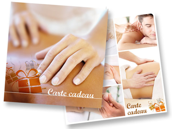 Carte cadeau stage massage IFJS